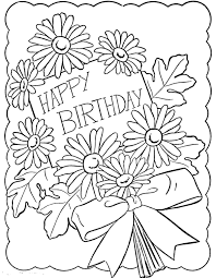 cpu1gbi happy birthday grandma coloring pages getcoloringpages com on birthday coloring card