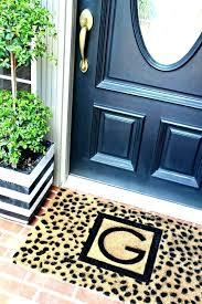 personalized indoor door mats front inside best ideas on farmhouse mat matt or gloss