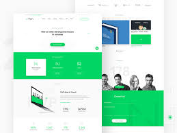 Small Picture Landing Page Inspiration January 2017 Collect UI Design UI