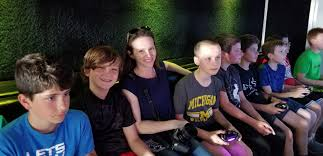 The Best Birthday Party Idea In Michigan - Mobile Video Game Parties