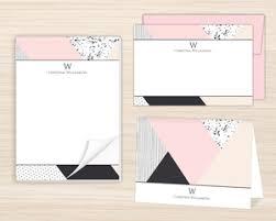 Personalized Stationery Sets Stationery Gift Sets Purpletrail