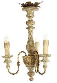 aidan gray chandelier rustic cream gold delier rosemary
