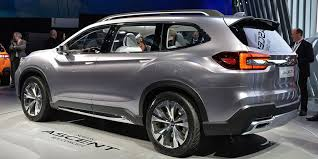 2018 subaru 7 seater. perfect 2018 2018 subaru ascent photo for subaru 7 seater