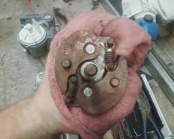 wandering ignition timing i d strongly encourage you to not haphazardly replace these small springs out the aid of a distributor machine the spring value and correct adjustment