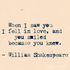 Shakespeare Love Quotations Images