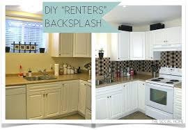 backsplash ideas for ers ers with vinyl tile diy kitchen backsplash ideas for ers