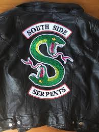 southside serpents black jacket