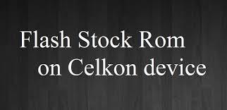 Flash Stock Rom on Celkon a83 ...