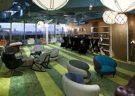 google office pictures 3. Touch The Rainbow In This Office Space With Colors At London. Google Pictures 3
