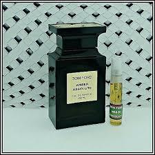 <b>TOM FORD Amber Absolute</b> 3 ml Perfume Sample EDP Free P&P ...