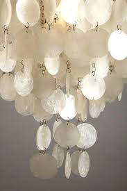 super idea mother of pearl chandelier 6
