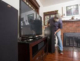 angling my speakers inward