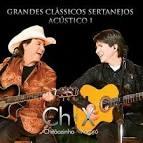Grandes Classicos Sertanejos Acustico, Vol. 1
