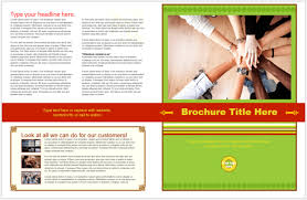 Pamplet Templates Pamphlet Templates 6 Beautiful Designs For Any Business