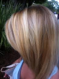 Natural Dirty Blonde With Highlights And