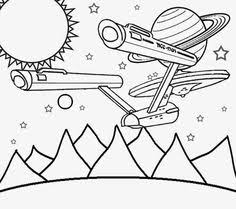 60 Best Coloring Pages Star Trek Images On Pinterest Coloring