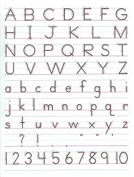 alphabet practice paper 208 best handwriting images on pinterest handwriting ideas abcs