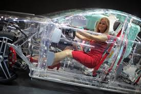 new car launches in germanyGermany Launched A Transparent Car Are They Really Coming To