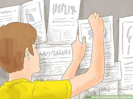 how to write a house cleaning ad 3 ways to find house cleaning jobs wikihow