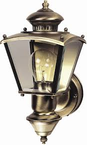 details about heath zenith charleston coach 1 light outdoor sconce
