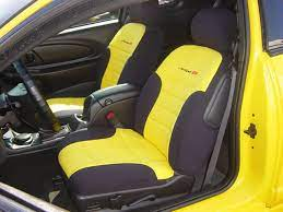 chevrolet monte carlo seat covers wet