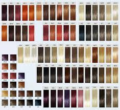 Goldwell Colour Chart For Sale In Uk View 26 Bargains