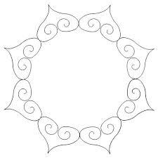 Scroll Heart Scroll Heart Ring