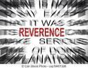 reverenced