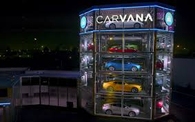 Car Vending Machine Japan Impressive Automated Car Vending Machine Opens In Nashville Geekologie
