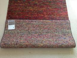 john lewis 100 recycled silk multi colour sari ocean rug 180 x 120 cm