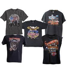 vintage harley davidson t shirts dust factory vintage clothing