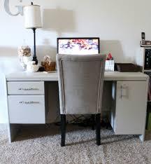 office desk hardware. Updated-desk-with-added-hardware Office Desk Hardware