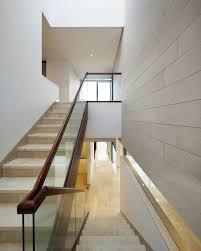 Stair Hand Rail Glass Modern