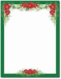 Image Result For Free Printable Christmas Border Templates Paper