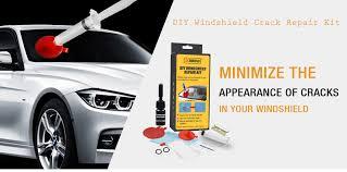 locbondso diy auto windshield repair kit