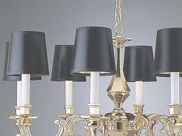 lamp shades mini glass clip on chandelier shades gallery intended for black chandelier