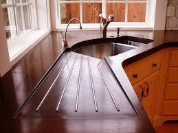 Diy Kitchen Counters Wooden Kitchen Countertops Diy New Countertop Trends Versatile