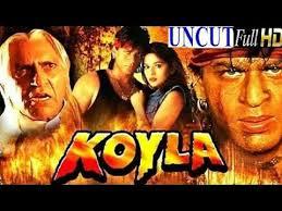 hindis koyla full film