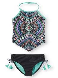 Girls <b>Two</b>-<b>piece Swimsuits</b> - Walmart.com