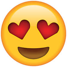 Download Heart Eyes Emoji Icon | Emoji Island