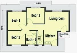 splendid simple 3 bedroom house plans