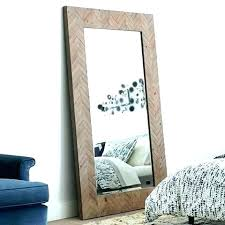 wood frame floor mirror wooden full length mirror wood frame floor mirror wood floor mirror studio chevron wood framed mirror wooden full length mirror