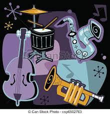 Resultado de imagen de jazz dibujo