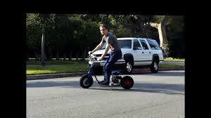 motorized motor monster scooter diy homemade