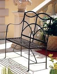 wrought iron garden chairs regency two wrought iron metal garden seat wrought iron garden furniture melbourne