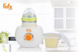 Máy hâm sữa cho bình cổ siêu rộng Fatz FB3027SL | Máy tiệt trùng