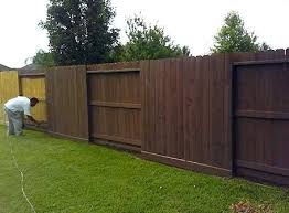 Wood Stain Fence Natymed Com Co