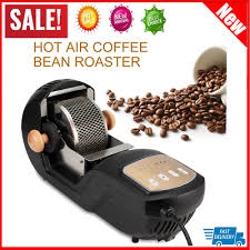 This machine features a heat circulation function that allows for virtually smokeless roasting while maintaining excellent roast quality. 1500w Electric Coffee Roaster Machine Durable Household Bean Roasting Baking Uk Ebay