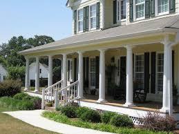 12 photos gallery of stylish fiberglass porch columns