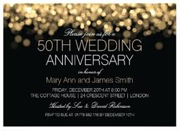 Anniversary Invitations With Response Cards Newmediaconventionscom